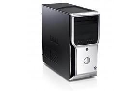 Б/У Системный блок Dell Precision T1500/Tower/Intel Core i7-860/4 ядра/8 потоков/ОЗУ 4GB DDR3/жесткого диска нет/Quadro FX580/1 x DVI, 2 х DP, 6 x USB 2.0, 1 x LAN (RJ-45), 2 x PS/2, 3 аудио входа/выхода, 1 x COM/привод есть/350 Watt/noOS