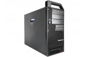 Б/У Системный блок Lenovo ThinkStation E20/Tower/Intel Core i5-650/2 ядра/4 потока/ОЗУ 2GB DDR3/жесткий диск 500GB/1 x VGA, 1 x DP, 6 x USB 2.0, 1 х LAN (RJ-45), 3 x аудио входа/выхода, 1 x COM/привод есть/280 Watt/Win7