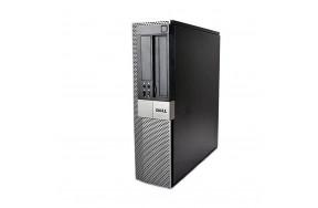 Б/У Системный блок Dell OptiPlex 980/SFF/Intel Core i5-650/2 ядра/4 потока/ОЗУ 4GB DDR3/жесткий диск 160GB/1 x VGA, 1 x DP, 6 x USB 2.0, 1 х LAN (RJ-45), 2 x аудио входа/выхода, 1 x COM/привод есть/255 Watt/noOS