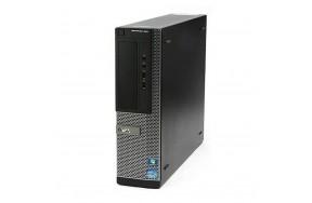 Б/У Системный блок Dell OptiPlex 390/SFF/Intel Core i3-2100/2 ядра/4 потока/ОЗУ 4GB DDR3/жесткий диск 500GB/1 x VGA, 1 x HDMI, 6 x USB 2.0, 1 x LAN (RJ-45), 3 x аудио входа/выхода/привод есть/250 Watt/ no OS