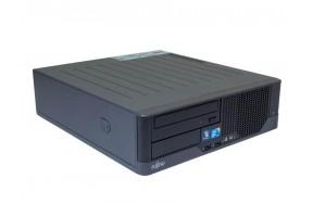 Б/У Системный блок Fujitsu Esprimo E9900/SFF/Intel Core i3-540/2 ядра/4 потока/ОЗУ отсутствует/жесткий диск 320GB/1 x DVI, 1 x DP, 6 x USB 2.0, 1 х LAN (RJ-45), 2 x PS/2, 2 x аудио входа, 1 x COM/привод есть/250 Watt/Win7