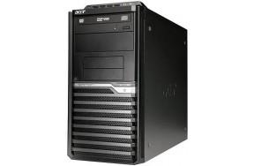 Б/У Системный блок Acer/Tower/Intel Dual Core E5700/2 ядра/2 потока/ОЗУ 2GB DDR2/жесткого диска нет/1 x VGA, 4 x USB 2.0, 1 х LAN (RJ-45), 2 x PS/2, 2 x аудио входа/выхода/привод есть/230 Watt/noOS