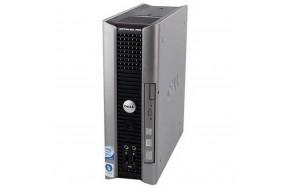 Б/У Системный блок Dell OptiPlex 755/USFF/Intel Dual Core E6550/2 ядра/2 потока/ОЗУ 2GB DDR2/жесткого диска нет/1 x VGA, 6 x USB 2.0, 1 х LAN (RJ-45), 2 x аудио входа/выхода, 1 x COM, 1 x LPT/привод есть/missing AC/noOS