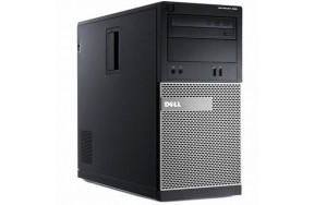 Б/У Системный блок Dell OptiPlex 390/Tower/Intel Celeron G530/2 ядра/2 потока/ОЗУ 4GB DDR3/жесткий диск 500GB/1 x VGA, 1 x HDMI, 6 x USB 2.0, 1 x LAN (RJ-45), 3 x аудио входа/выхода/привод есть/250 Watt/Win7