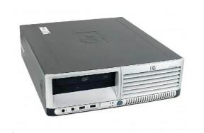 Б/У Системный блок HP Compaq dc7600/SFF/Intel Pentium 631/1 ядро/2 потока/ОЗУ 1GB DDR2/жесткий диск 80GB/1 x VGA, 6 x USB 2.0, 1 х LAN (RJ-45), 2 x PS/2, 2 x аудио входа/выхода, 1 x COM, 1 x LPT/привод есть/230 Watt/noOS