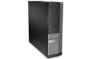 Б/У Системный блок Dell Optiplex 3020/SFF/Intel Core i3-4130/2 ядра/4 потока/ОЗУ 4GB DDR3/жесткий диск 500GB/1 x VGA, 1 x DP, 2 x USB 3.0, 6 x USB 2.0, 1 x LAN (RJ-45), 2 x аудио входа/выхода/привод есть