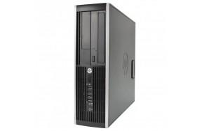 Б/У Системный блок HP Compaq 6300/SFF/Intel Core i5-3470/4 ядра/4 потока/ОЗУ 4GB DDR3/жесткий диск 500GB/1 x VGA, 1 x DP, 4 x USB 3.0, 2 x USB 2.0, 1 x LAN (RJ-45), 2 x аудио входа/выхода, 1 x COM/280 Watt/Win7