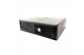 Б/У Системный блок Dell OptiPlex 320/Desktop/Intel Dual Core E2160/2 ядра/2 потока/ОЗУ 1GB DDR2/жесткого диска нет/1 x VGA, 4 x USB 2.0, 1 х LAN (RJ-45), 2 x аудио входа/выхода, 1 x COM, 1 x LPT/привод есть/280 Watt/noOS