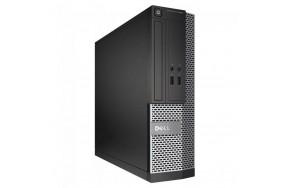 Б/У Системный блок Dell OptiPlex 3020/SFF/Intel Core i3-4160/2 ядра/4 потока/ОЗУ 4GB DDR3/жесткий диск 500GB/1 x VGA, 1 x DP, 2 x USB 3.0, 4 x USB 2.0, 1 х LAN (RJ-45), 2 x аудио входа/выхода, 1 x COM/привод есть/255 Watt/noOS