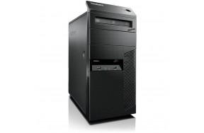Б/У Системный блок Lenovo ThinkCentre M93/Tower/Intel Core i3-4150/2 ядра/4 потока/ОЗУ 2GB DDR3/жесткий диск 160GB/1 x VGA, 2 x DP, 2 x USB 3.0, 4 x USB 2.0, 1 х LAN (RJ-45), 3 x аудио входа/выхода, 1 x COM/привод есть/280 Watt/Win7