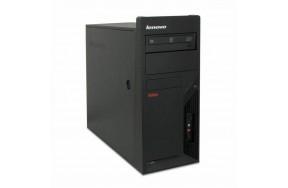 Б/У Системный блок Lenovo ThinkCentre M58p/Tower/Intel Dual Core/2 ядра/2 потока/ОЗУ 2GB DDR2/жесткого диска нет/1 x VGA, 4 x USB 2.0, 1 х LAN (RJ-45), 2 x PS/2, 2 x аудио входа/выхода, 1 x COM, 1 x LPT/привод есть/280 Watt/noOS/класс B