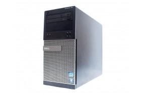 Б/У Системный блок Dell OptiPlex 390/Tower/Intel Core i3-2120/2 ядра/4 потока/ОЗУ 4GB DDR3/жесткий диск 250GB/1 x VGA, 1 x HDMI, 6 x USB 2.0, 1 x LAN (RJ-45), 3 x аудио входа/выхода/привод есть/250 Watt/Win7