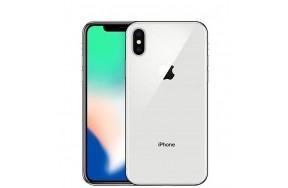 Смартфон Apple iPhone X 64Gb Silver 5.8