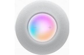 Смарт колонка Apple HomePod mini White (MY5H2) / беспровоное подключение / Wi-Fi / Bluetooth 5.0 / AirPlay 2 / сенсорная панель / управление голосом / питание от сети