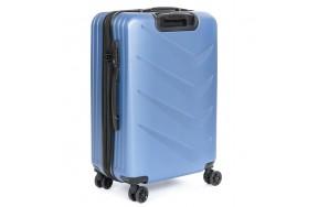 Комплект чемоданов PODIUM 2/1 ABS-пластик 8340 синий