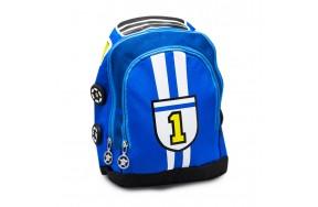 Рюкзак дошкольный для мальчиков Cappuccino Toys CT7198-R.277 синий
