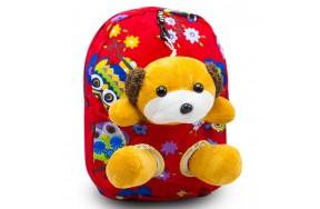 Детский дошкольный рюкзак  Cappuccino Toys CT2246.277 красный