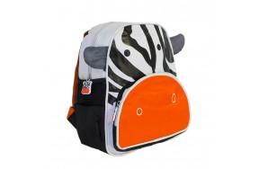 Детский дошкольный рюкзак Зебра Cappuccino Toys CT8142.277 универсальный