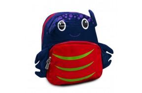 Рюкзак дошкольный Лунтик для мальчиков Cappuccino Toys  CT7151.277 темно-синий