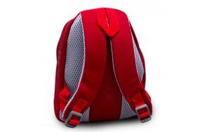 Рюкзак дошкольный для мальчиков Робот Cappuccino Toys CT7136.277 красный