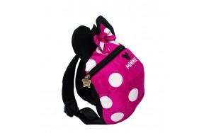 Рюкзак дошкольный Мини Маус для девочек Cappuccino Toys  CT4850.277 розовый
