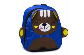 Рюкзак дошкольный Мишка для мальчиков Cappuccino Toys  CT7152.277 синий