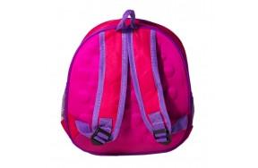 Рюкзак дошкольный для девочек Сова Cappuccino Toys CT8141.277 розовый