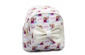 Рюкзак дошкольный для девочек Холодное сердце Cappuccino Toys  CT4830.277 белый