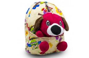 Детский дошкольный рюкзак  Cappuccino Toys CT2250.277 бежевый