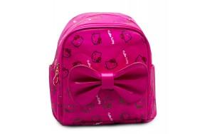 Рюкзак дошкольный для девочек Hello Kitty Cappuccino Toys  CT4831.277 темно-розовый