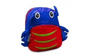 Рюкзак дошкольный Лунтик для мальчиков Cappuccino Toys  CT7151.277 синий