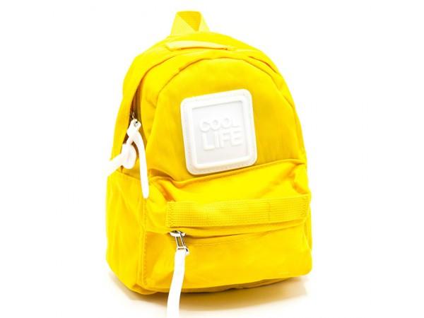 Детский дошкольный рюкзак Cappuccino Toys CT1973.277 желтый в Киеве. Недорого Детские рюкзаки
