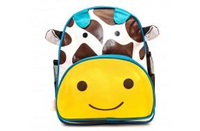 Детский дошкольный рюкзак Веселая Буренка Cappuccino Toys универсальный