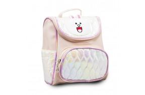 Рюкзак дошкольный для девочки Кролик Cappuccino Toys CT7161.277 бежевый