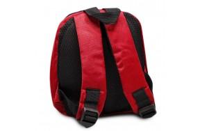 Рюкзак дошкольный Мишка для мальчиков Cappuccino Toys  CT7152.277 красный