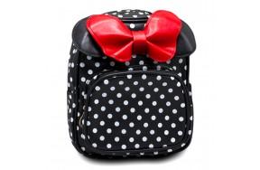 Рюкзак дошкольный для девочек Микки Маус Cappuccino Toys CT7166.277 черный