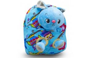 Детский дошкольный рюкзак  Cappuccino Toys CT2250.277 голубой