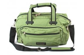 Дорожная сумка ONEPOLAR B807 зеленая