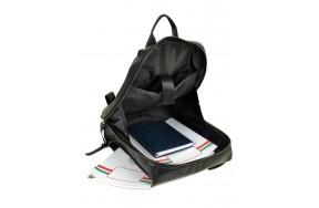 Рюкзак BRETTON BE 2004-5 мужской кожаный черный