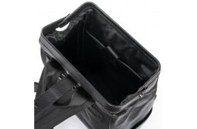 Рюкзак BRETTON BP 2004-7 мужской кожаный черный