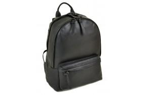 Рюкзак BRETTON BE 2004-1 мужской кожаный черный