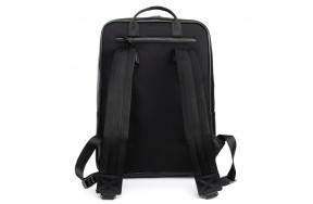 Рюкзак BRETTON BP 8003-78 мужской кожаный черный