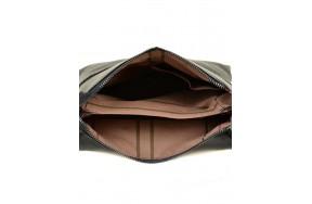 Сумка  BRETTON 508-2 планшет мужская кожаная черная
