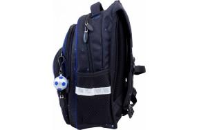 Рюкзак  Winner Stile 8055 школьный черно-синий