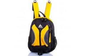 Рюкзак ONEPOLAR  W1297 школьный желтый