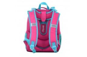 Рюкзак 1 Вересня Unicorn Единорог школьный розовый