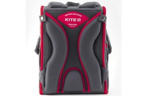 Рюкзак Kite Education Hot Wheels HW19-500S школьный черный