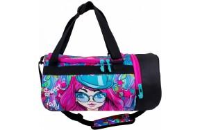 Спортивная сумка детская для девочки Delune L-03