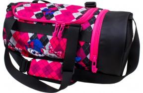 Спортивная сумка детская для девочки Delune L-04 Cats