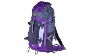 Рюкзак ONEPOLAR 1702 туристический фиолетовый
